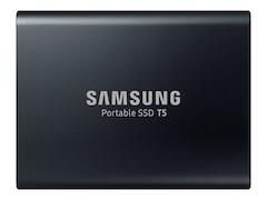 Samsung Portable SSD T5 1TB USB3.1 Gen2 Typ-C Schwarz (MU-PA1T0B/EU)
