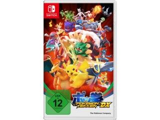 Nintendo Pokémon Tekken DX (Nintendo Switch) -
