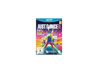 Ubisoft Just Dance 2018 (Nintendo Wii U) -