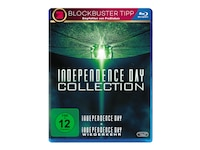 Science Fiction & Fantasy Independence Day Collection: Independence Day + Independence Day: Wiederkehr (Blu-ray)