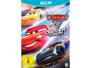 Warner Bros. Cars 3 - Drive to Win (Nintendo Wii U) -