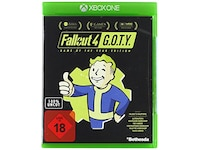 ZeniMax Germany GmbH Fallout 4: Game of the Year Edition (Xbox One)