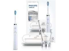 Philips HX 9339/89 DiamondClean, Elektrische Zahnbürste, Weiß