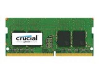 Crucial 8GB DDR4-2400 SODIMM (CT8G4SFD824A-DE) -