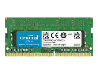 Crucial 8GB DDR4-2666 SODIMM (CT8G4SFS8266-DE) -