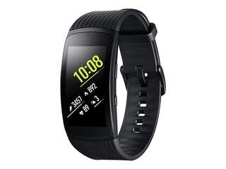 Samsung Gear Fit2 Pro, Kunststoff, L, Schwarz -