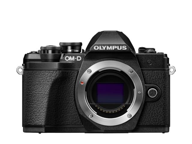 Olympus OM-D E-M10 III Gehäuse schwarz