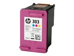 HP 303 Original Druckerpatronen farbig Cyan Magenta Gelb T6N01AE ca. 200 Seiten