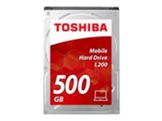 Toshiba L200 500GB (HDWK105UZSVA) -