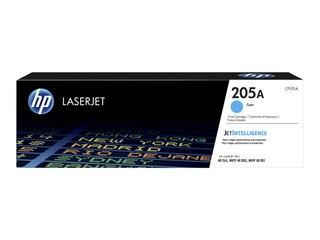 HP 205A Original Tonerpatrone Cyan ca. 900 Seiten CF531A -