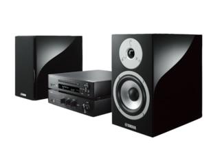 Yamaha MCR-N870D Kompaktanlage (CD, USB, USB DAC, Tuner, Schwarz) -
