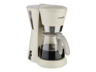Korona 10205 Kaffeemaschine Sandgrau -