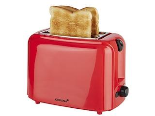 Korona 21032 Toaster Rot (760 Watt, Schlitze: 2) -