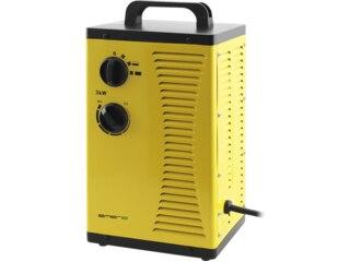 Emerio FH-110705 HANDCRAFT Heizlüfter Gelb/Schwarz (3000 Watt) -