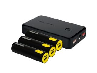 Realpower Powerbank Family Pack -