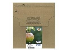 Epson C13T12954511 Druckerpatrone T129 (schwarz, gelb, cyan, magenta) Multipack
