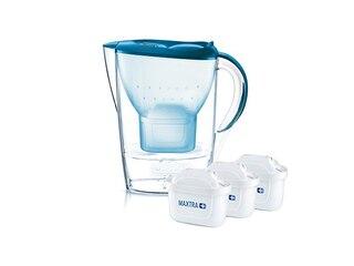 Brita 089955 fill&enjoy Marella Cool, Wasserfilter, MAXTRA+, Blau -