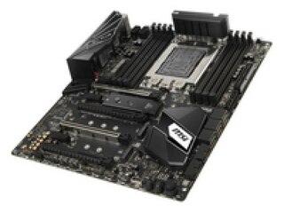 MSI X370 SLI PLUS Mainboard Sockel TR4 (7B09-008R) -