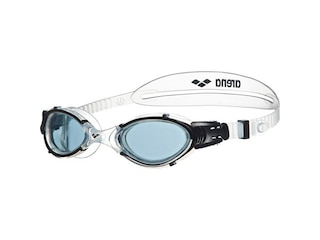 Arena Nimesis Crystal M Schwimmbrille Unisex, Smoke/Clear/Black -