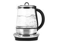Gastroback 42438 Design Tea & More Advanced Wasserkocher Edelstahl