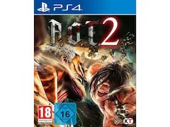 Koei Tecmo AoT 2 (based on Attack on Titan) (PS4)