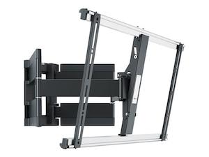 THIN 550 TV-Wandhalterung für 102-254 cm (40-100 Zoll) Vesa max. 600 x 400 schwarz