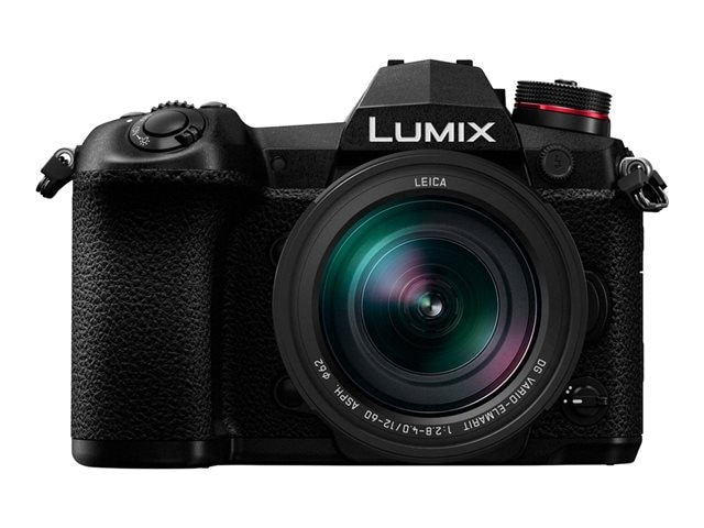 Panasonic Lumix DC-G9 Kit Leica 12-60mm Systemkamera