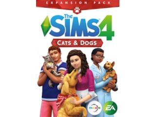 Electronic Arts Die Sims 4: Hunde & Katzen (PC) -