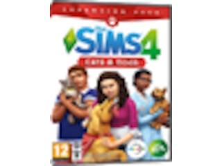 Electronic Arts Die Sims 4 Bundle: Die Sims 4 + Hunde & Katzen (PC) -