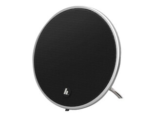 Hama Cones (1 Paar), Bluetooth-Lautsprecher-Set, Ausgangsleistung 10 Watt, Schwarz -