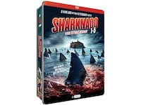 Horrorfilme Sharknado 1-5 Limited Steelbook Collection (DVD)