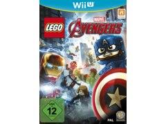 Warner Bros. LEGO: Marvel Avengers (Wii U)