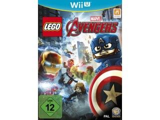 Warner Bros. LEGO: Marvel Avengers (Wii U) -