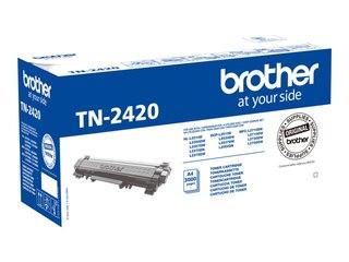 Brother TN-2420 Original Toner Schwarz für ca. 3.000 Seiten Schwarz -