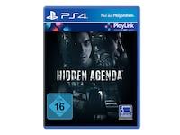 Sony Hidden Agenda (PlayStation 4)