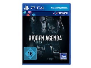Sony Hidden Agenda (PlayStation 4) -