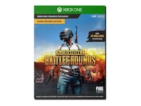 Microsoft PLAYERUNKNOWN'S BATTLEGROUNDS - Game Preview Edition (Code in The Box) (Xbox One)