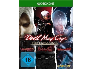 Capcom Devil May Cry (HD Collection) (Xbox One) -
