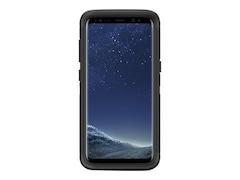 OtterBox Defender sturzsichere Schutzhülle für Samsung Galaxy S8 black, Schwarz