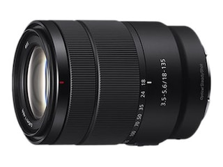 Sony 18-135mm f/3,5-5,6 OSS Sony E-Mount (SEL18135.SYX) -
