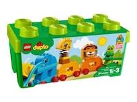 LEGO Duplo Meine erste Steinebox mit Ziehtieren (10863)