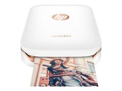 HP Sprocket-Fotodrucker weiß
