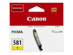 Canon CLI-581Y Tintenpatrone Gelb (2105C001AA)