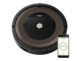 iRobot Roomba 896 Saugroboter, Rund, Braun -
