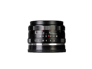 Voking 35mm F/1.7 APS-C 49mm Sony E-Mount -