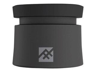 Ifrogz Coda Wireless Speaker mit Mikrofon schwarz -