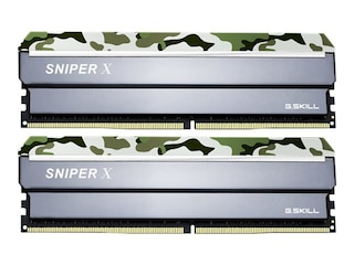 G.Skill DDR4 32GB PC 3000 CL16 KIT 2x16GB 32GSXFB Sniper (F4-3000C16D-32GSXFB) -