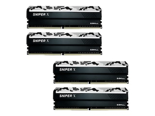 G.Skill DDR4 32GB PC 2400 CL17 KIT 4x8GB 32GSXW Sniper X (F4-2400C17Q-32GSXW) -