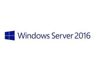 Microsoft Windows Server 2016 Standard 16 Core SB/OEM, Deutsch (P73-07115) -