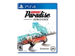 Electronic Arts Burnout Paradise Remastered (PS4)